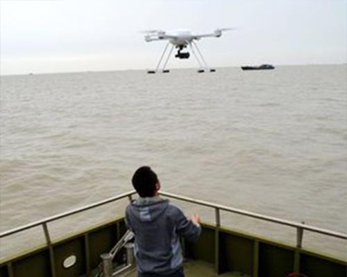 海洋渔业监控